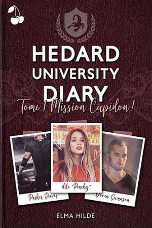 Hedard University Diary Elma hilde