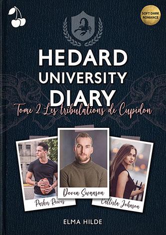 Hedard University Diary 2 elma hilde