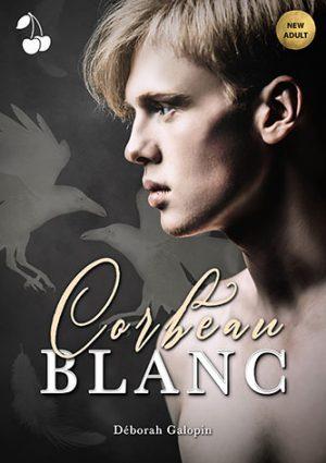 Corbeau blanc Deborah Galopin